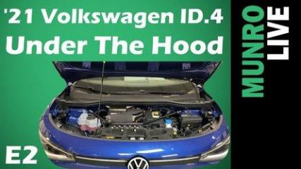 Sandy Munro Checks Out Why The Volkswagen ID.4 Has No Frunk
