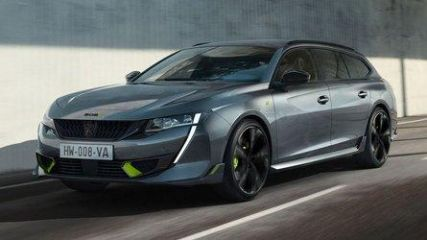 You Can Now Order The 355 HP Peugeot 508 PSE PHEV In Germany From €66,640